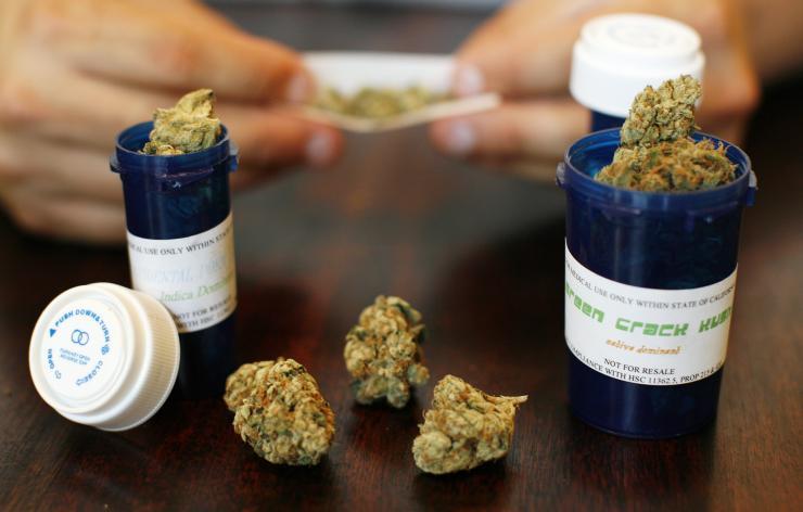 Legalisation of Marijuana