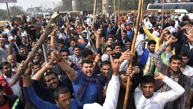 Jat Riots