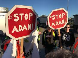 Image result for adani coal mine australia