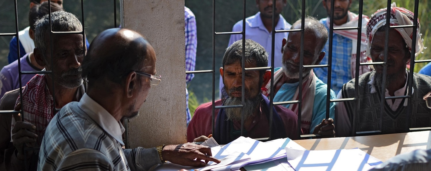 there are 802 detainees in Assam's Detention Centres.
