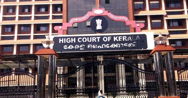 Kerala HC Directs on a Case of Mysterious Figure at Night