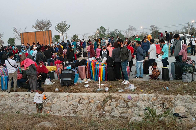PIL in Supreme Court in the Interest of Migrant Workers amid Extended Lockdown
