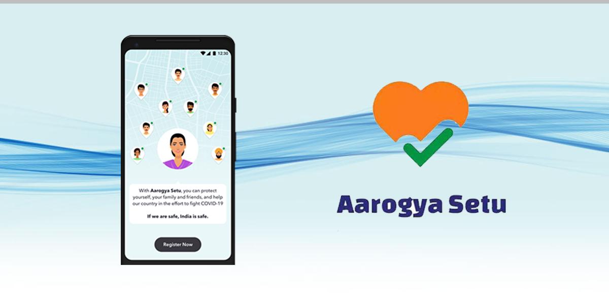 privacy of the Aarogya Setu App.