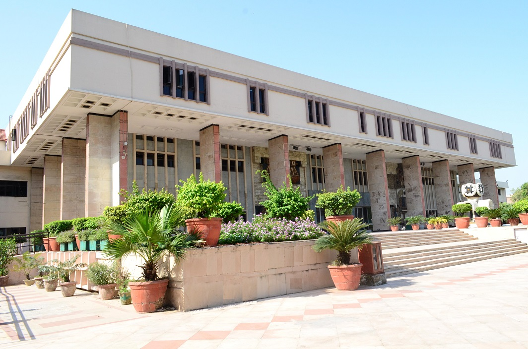 The Delhi High Court decided to limit its and the district courts' functioning to urgent matters only till May 17