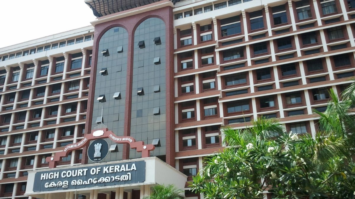 Kerala HC observed that to have a name and express the same is a part Right to Freedom of Speech and Expression.