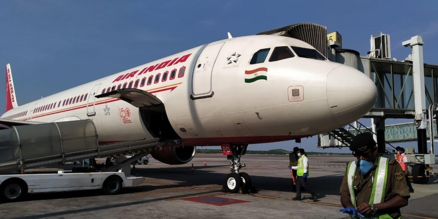 The Supreme Court allowed Air India to operate non-scheduled special fights for ten days.