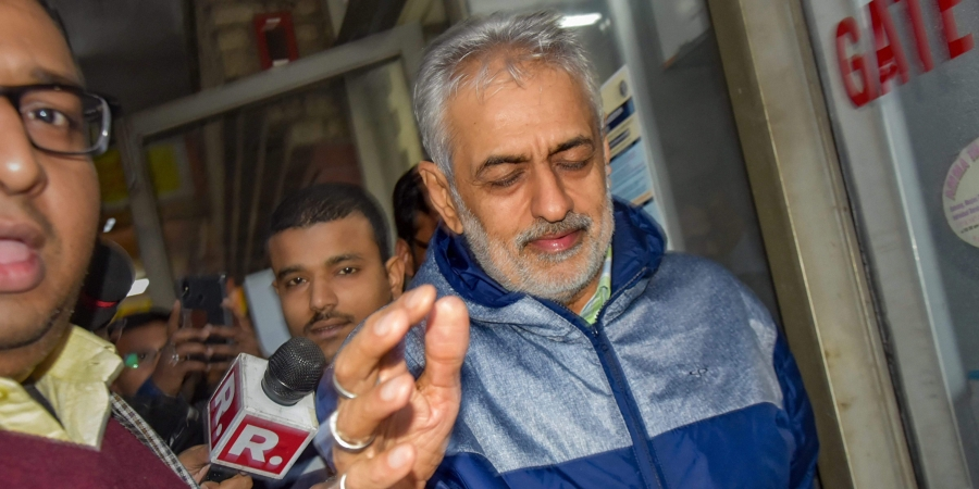 A corporate lobbyist, Deepak Talwar was accused in the aviation scandal and arrested in January 2019.