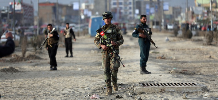 """The Ministry of External Affairs termed the attacks in Afghanistan as """"crimes against humanity""""."""