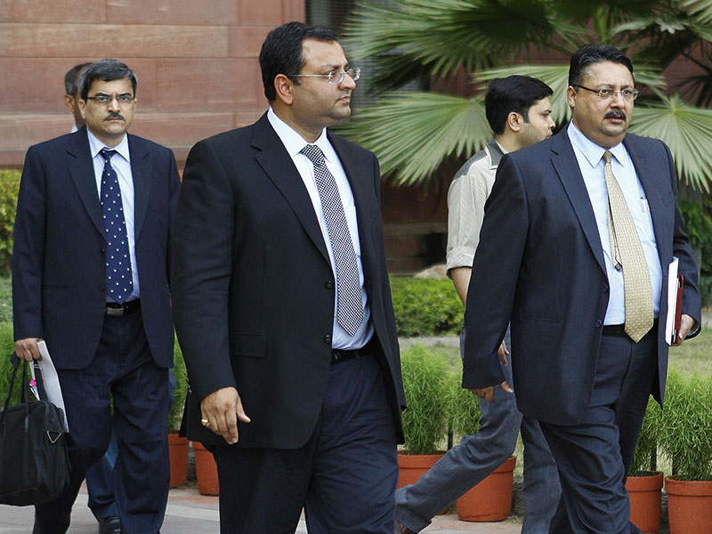 NCLAT, in December 2019, had restored Cyrus Mistry as the Executive Chairman of Tata Group.