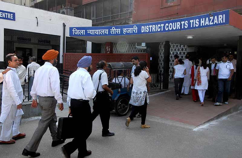 Tis Hazari Courts relied on the judgment while deciding on the case.