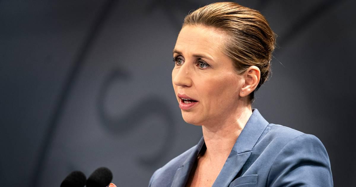 Mette Frederiksen, currently serving Prime Minister of Denmark.