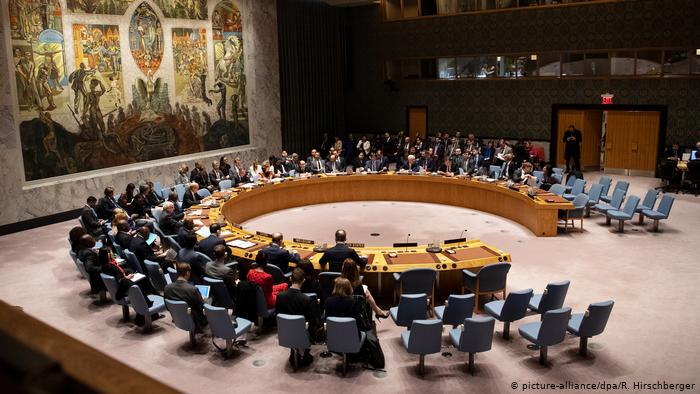 India's global objective in the United Nations Security Council during its tenure starting next year; will be the achievement of N.O.R.M.S.