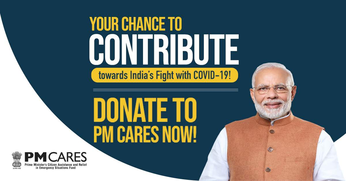 The petitioner also questions the shadiness surrounding the PM CARES Fund.