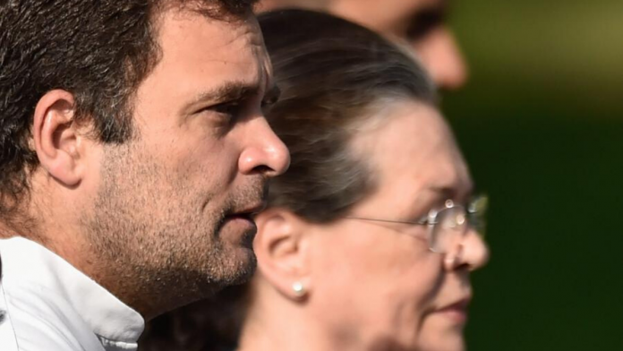 Rodrigues had questioned Congress leaders Sonia and Rahul Gandhi about the agreement through his newspaper editorial.