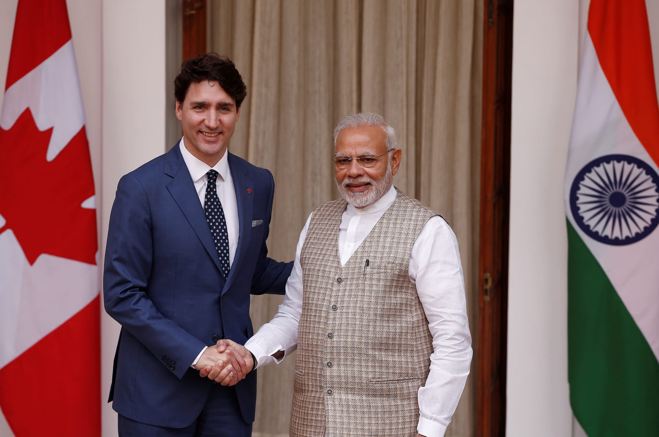 The leaders came to a consensus over the possibility of India-Canada partnership to be a force for good in the post-COVID world.