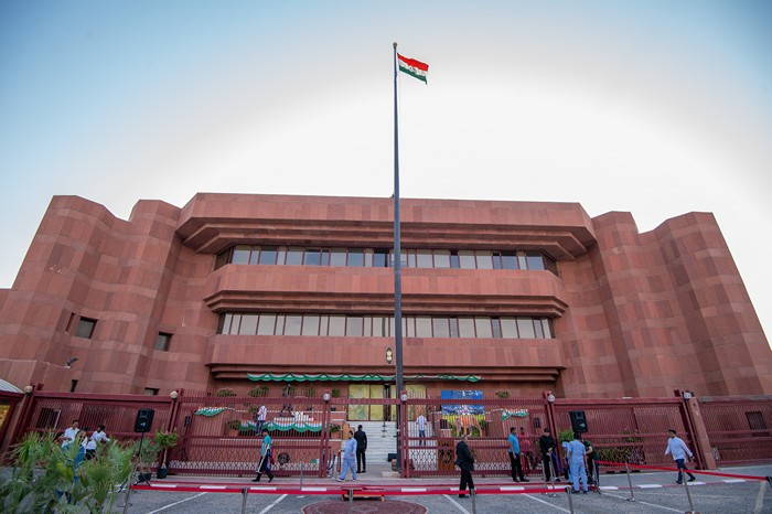 Indian Embassy, State of Kuwait