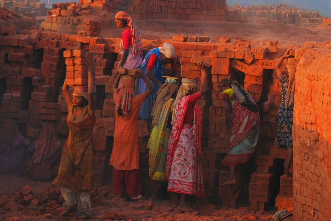 Due to a high level of Disguised Unemployment, the labour class in India works far below their potential for grossly meagre wages.