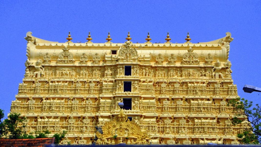 Sri Padmanabhaswamy temple in Kerala makes for one of the richest temples in the world, with wealth in five of the six vaults estimated to be worth around Rs 90,000 crore.