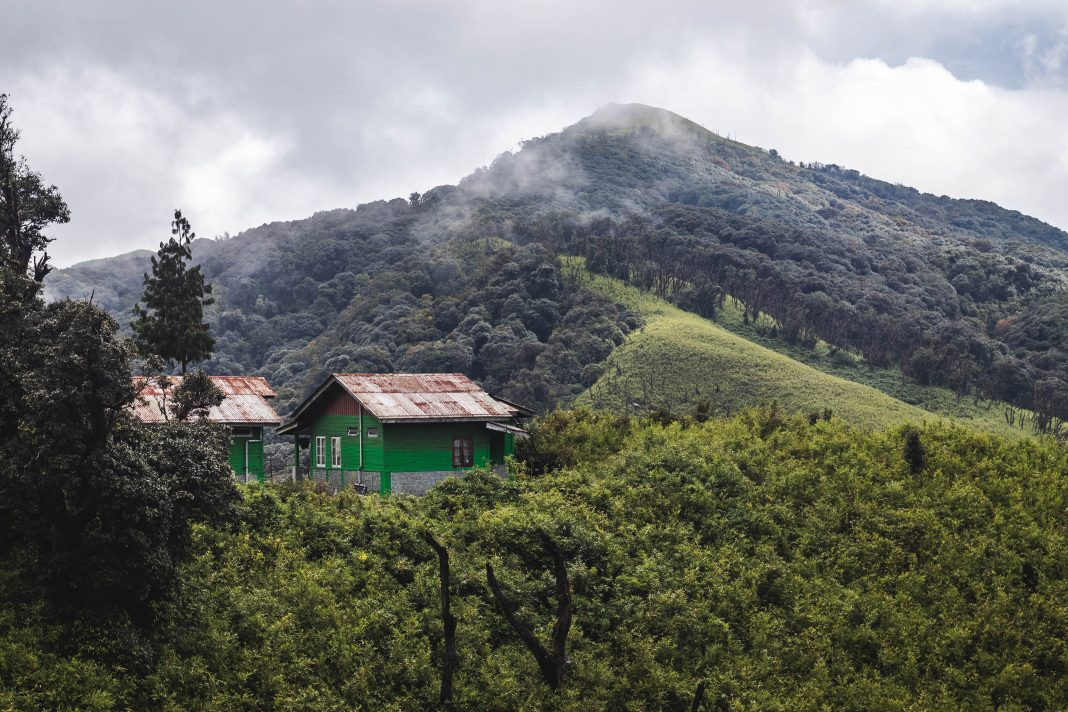 """Dzuko Valley Trail, Nagaland: The Centre on 30 June 2020, declared the entire Nagaland as a """"disturbed area""""."""