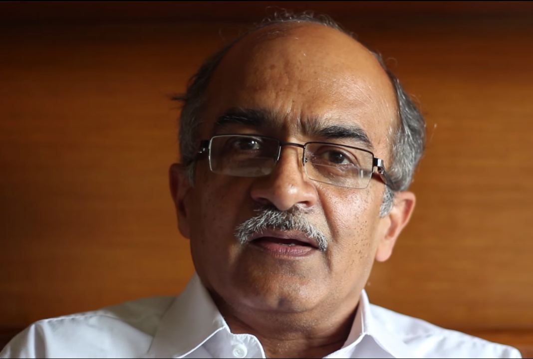 Supreme Court holds lawyer Prashant Bhushan guilty of Contempt of Court.