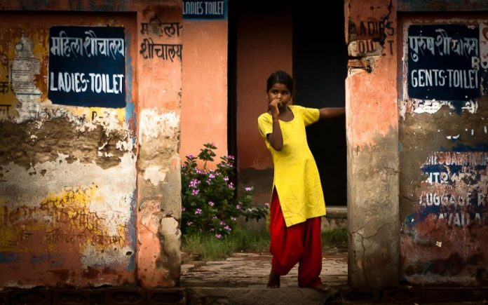 40% of the toilets remain non-existent or unused